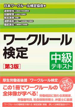 ワークルール検定 中級テキスト[第3版]-電子書籍