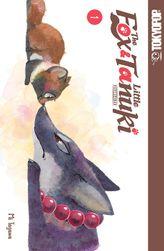 The Fox & Little Tanuki Volume 1