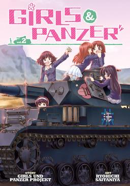 Girls und Panzer Vol. 2