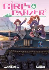 Girls und Panzer Vol. 2