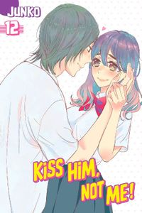 Kiss Him, Not Me 12