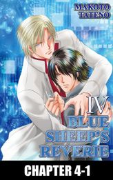 BLUE SHEEP'S REVERIE (Yaoi Manga), Chapter 4-1