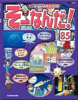 マンガでわかる不思議の科学 そーなんだ! 85号-電子書籍