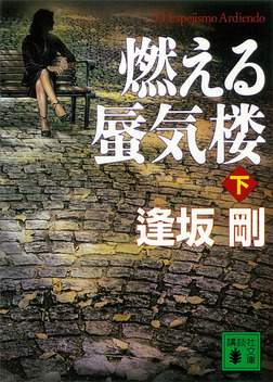 燃える蜃気楼(下)-電子書籍
