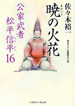 暁の火花 公家武者 松平信平16-電子書籍