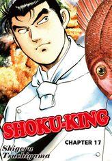 SHOKU-KING, Chapter 17