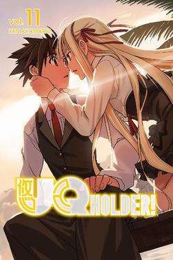 UQ Holder 11-電子書籍
