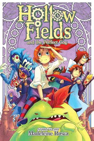 Hollow Fields and the Perfect Cog