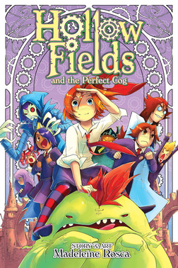 Hollow Fields and the Perfect Cog-電子書籍