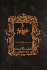ナイトメア公式ツアーパンフレット 2006 tour 2006 A/W to the shining WORLD