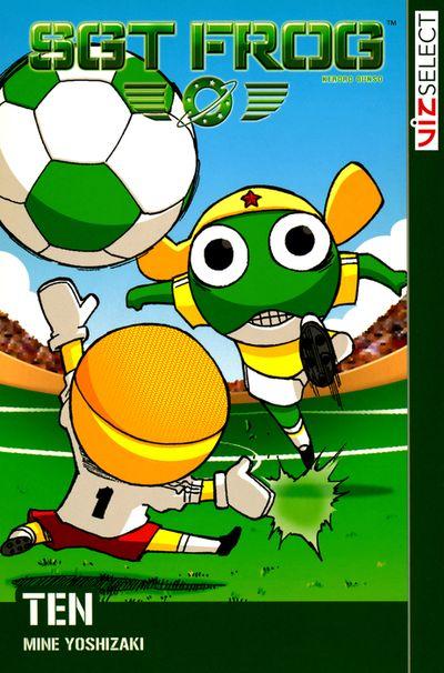 Sgt. Frog, Vol. 10