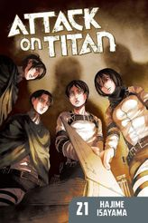 Attack on Titan Volume 21