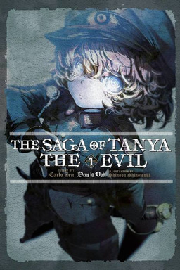 The Saga of Tanya the Evil Light Novel