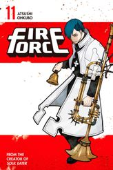 Fire Force Volume 11