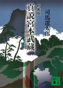 新装版 真説宮本武蔵-電子書籍