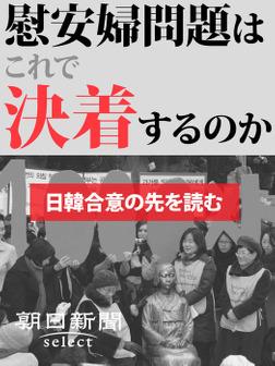 慰安婦問題はこれで決着するのか 日韓合意の先を読む-電子書籍