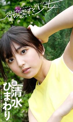 【微熱少女デジタル写真集】vol.01 清水ひまわり-電子書籍