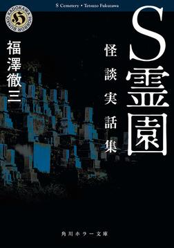 S霊園 怪談実話集-電子書籍