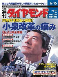 週刊ダイヤモンド 01年6月16日号