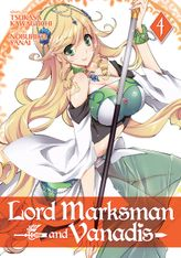 Lord Marksman and Vanadis Vol. 4