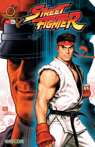 Street Fighter Vol.1