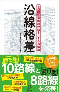 沿線格差 首都圏鉄道路線の知られざる通信簿-電子書籍