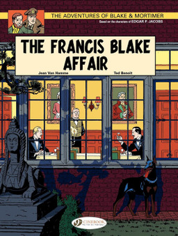 Blake & Mortimer - Volume 4 - The Francis Blake Affair