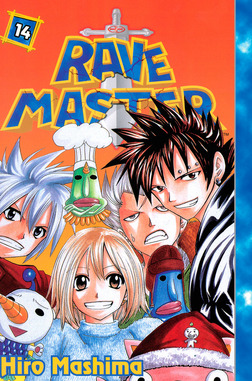 Rave Master Volume 14-電子書籍
