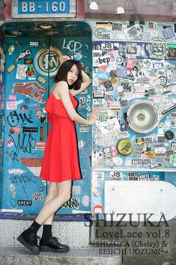 SHIZUKA LoveLace vol.8~SHIZUKA(Chelsy)&SEIICHI UOZUMI~-電子書籍