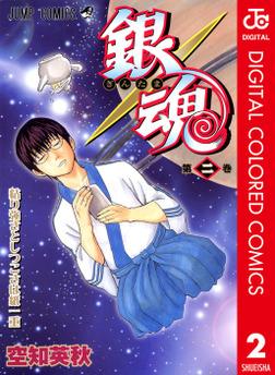 銀魂 カラー版 2-電子書籍