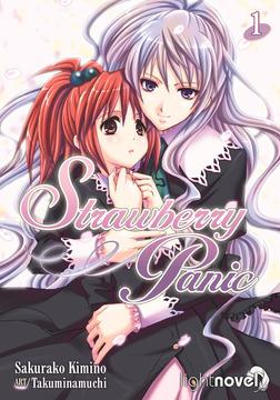 Strawberry Panic Vol. 1-電子書籍