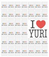 "[FREE] ""I Love Yuri"" (limited-time): Bookshelf Skin"