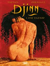 Djinn - Volume 3 - The Tattoo