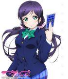 『ラブライブ! School idol diary ~東條希~』きせかえ本棚【購入特典】