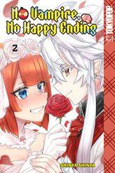 No Vampire, No Happy Ending, Volume 2