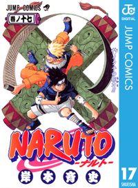 NARUTO―ナルト― モノクロ版 17