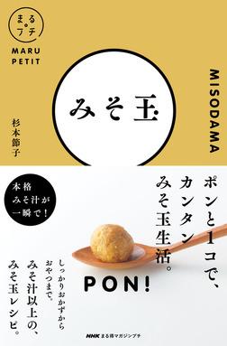 NHKまる得マガジンプチ みそ玉-電子書籍