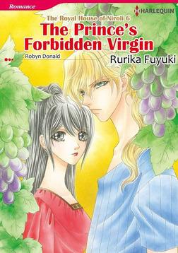 THE PRINCE'S FORBIDDEN VIRGIN-電子書籍
