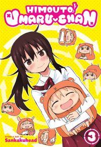 Himouto! Umaru-chan Vol. 3