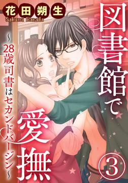 図書館で愛撫~28歳司書はセカンドバージン~(分冊版)デートの後は…我慢できない 【第3章】-電子書籍