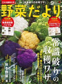 野菜だより2019年9月号