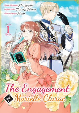 The Engagement of Marielle Clarac Volume 1
