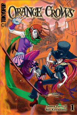 Orange Crows Volume 1