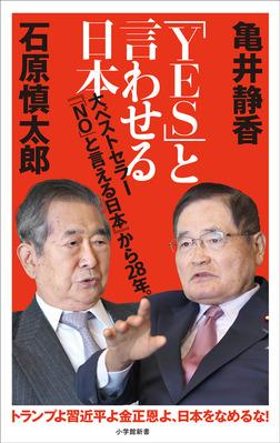 「YES」と言わせる日本(小学館新書)-電子書籍