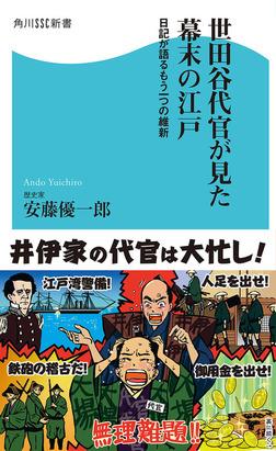 世田谷代官が見た幕末の江戸 日記が語るもう一つの維新-電子書籍