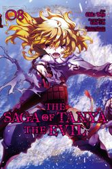 The Saga of Tanya the Evil, Vol. 8