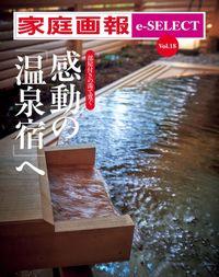 家庭画報 e-SELECT Vol.18 部屋付きの湯で寛ぐ 感動の「温泉宿」へ[雑誌]