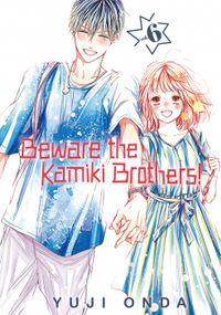 Beware the Kamiki Brothers! Volume 6