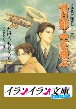 B+ LABEL こゆるぎ探偵シリーズ1 若旦那・空を飛ぶ-電子書籍
