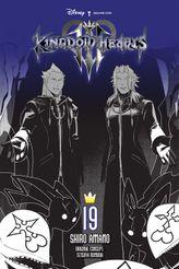 Kingdom Hearts III, Chapter 19 (manga)